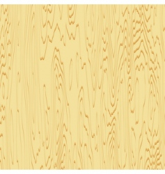vector illustration of wood te vector image vector image