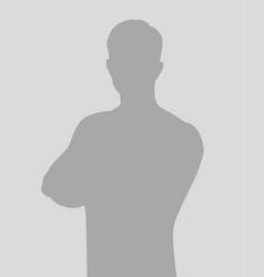 Default photo placeholder vector