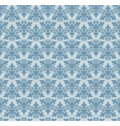 seamless blue background vector image