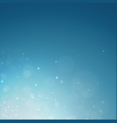 summer background soft colored abstract blue vector image