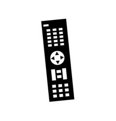 tv control icon vector image