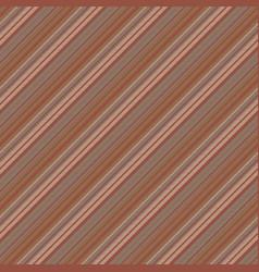 vintage striped diagonal seamless pattern vector image