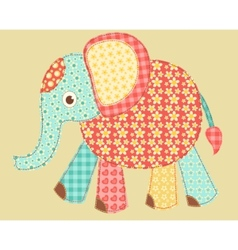 application elephant vector image