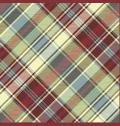 abstract background check fabric texture seamless vector image