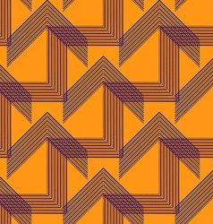 Geo pattern7 vector image vector image