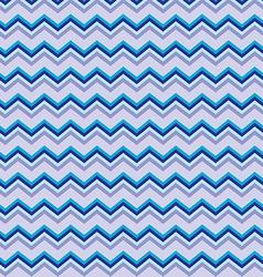 Chevron blues vector image vector image