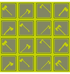 Seamless background with axes vector