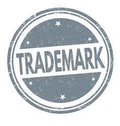 trademark grunge rubber stamp vector image