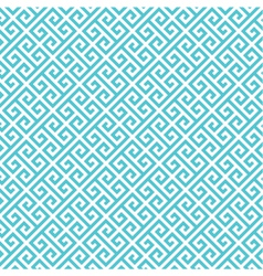 greek key pattern background vector image vector image