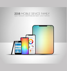 Complete next generation device family included vector