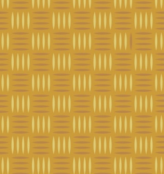 Wicker pattern vector