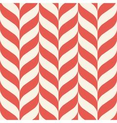 vegetal chevron pattern background vector image