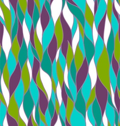 colorful abstract seamless vector image vector image