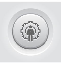 Global Support Icon vector