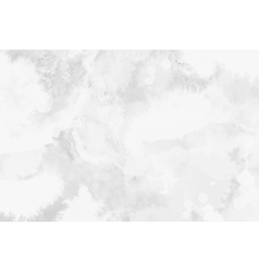 Watercolor white and light gray texture vector