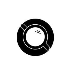 Mug coffee cup vector