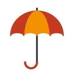 umbrella accessory climate protective vector image