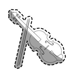 music instruments design vector image