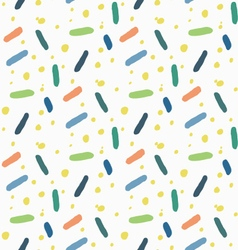 Cute and colorful background vector