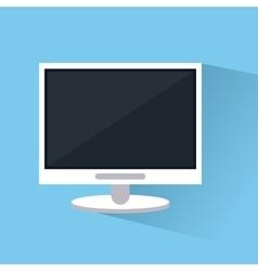 Computer gadget technology design vector