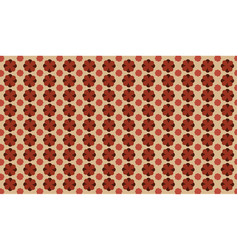 Flower patterns for dress cloths texture vector