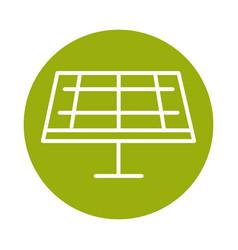 Solar panel renewable alternative sustainable vector