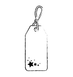Shopping label tag vector
