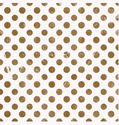 dot seamless pattern vector image