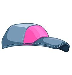 A fashionable cap vector image