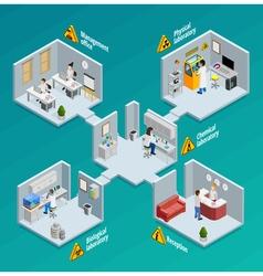 Laboratory Concept vector