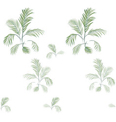 Palm tree pattern-02 vector