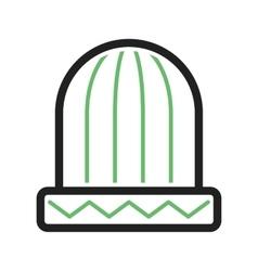 Warm Cap vector image
