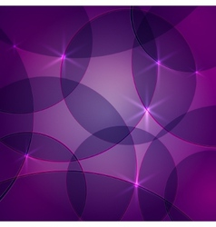 abstract dark purple background with vector image