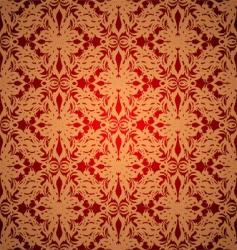 silk golden vector image