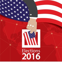 USA Election Concept vector