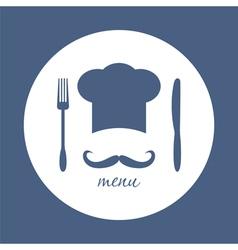 menu vector image vector image