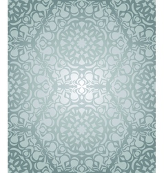 Seamless pattern with abstract ornament vector image vector image