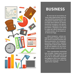 business finance and statistics graphic chart or vector image