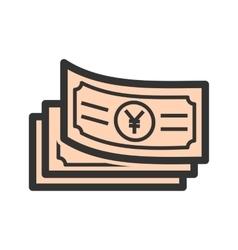 Yen Currency vector