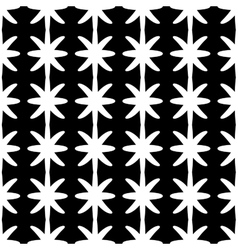 Line and cross seamless pattern 1407 vector