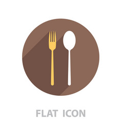 Dishware icon vector