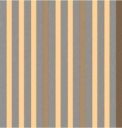 Striped gray orange brown vertical pattern vector