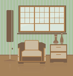 Interior space for relaxation vector image