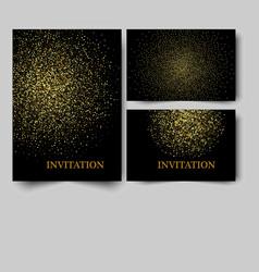 template design greeting cardsgreetings vector image