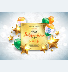 Independence day india vector