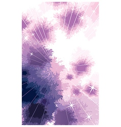 Abstract Dance Party Background vector image