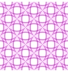 fancy coloured circles vector image
