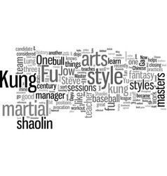 If you could choose your shaolin kung fu master vector