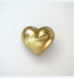 valentines day holiday decoration vector image