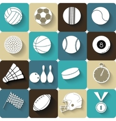 Sport icons - vector image
